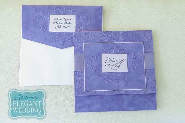 wedding invitation from Creative Expressions http://www.creative-expressions.com/
