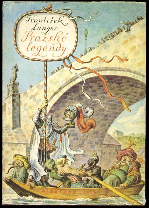 Cyril Bouda - Pražské legendy (František Langer)
