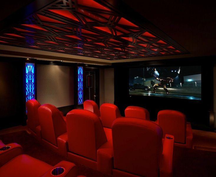 The Ultimate Home Cinema