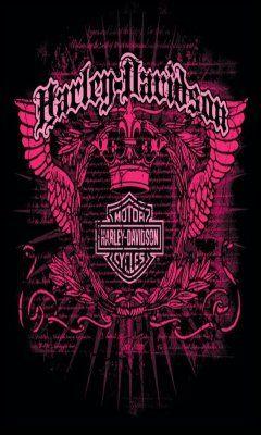 Pink Harley Davidson Logo | Download Pink Harley Davidson 56800 Logos mobile wallpapers