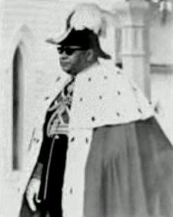 Король Джордж Тупоу IV.