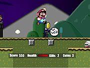 Este é um jogo do Mario um pouco atípico, isto é diferente dos habituais jogos do nosso herói. Vais assumir o papel de Mario e vais controla...