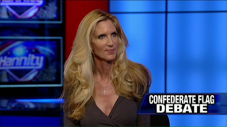 Coulter: Let's Ban Dem Party If We're Banning Symbols That Remind Us of Slavery