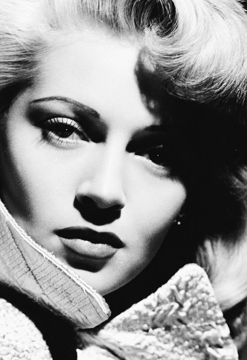 Lana Turner by Clarence Sinclair Bull, 1943.                              …