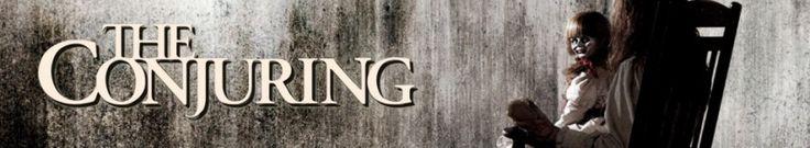 The Conjuring la bannière du film