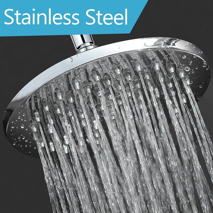 Best 25+ Rain shower heads ideas on Pinterest | Awesome showers ...