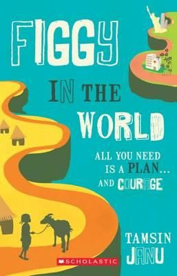 Figgy in the World - Tamsin Janu