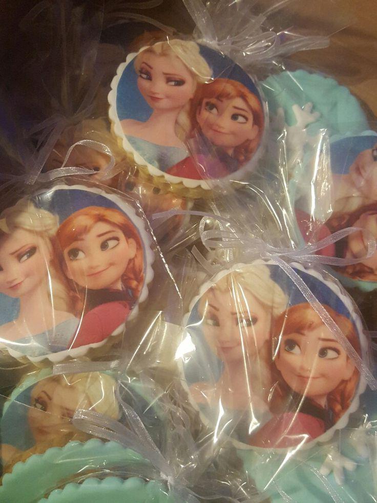 Frozen cookie
