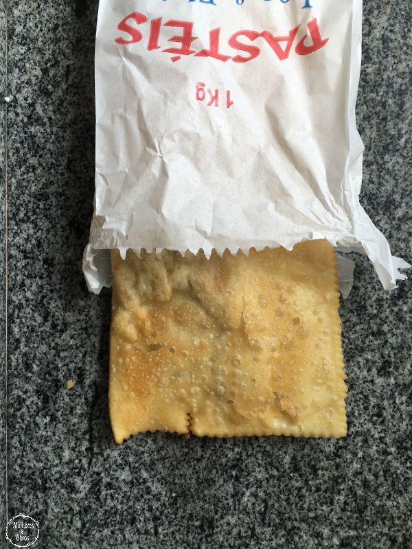 Pastel de feira - Caórdico