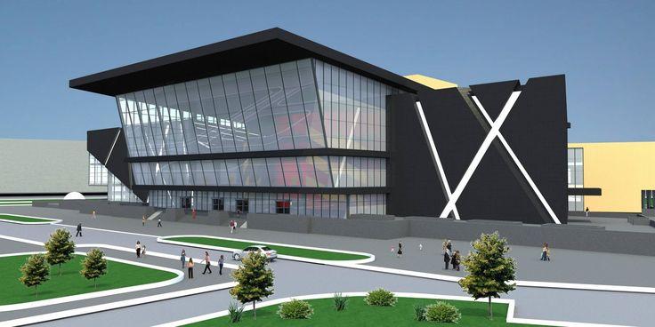 Modern Buildings Concepts 3D Artlantis Renders