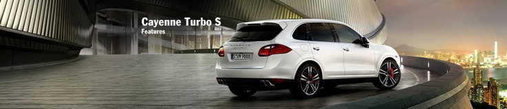 In Detail - Cayenne Turbo S - All Cayenne Models - Dr. Ing. h.c. F.Porsche AG
