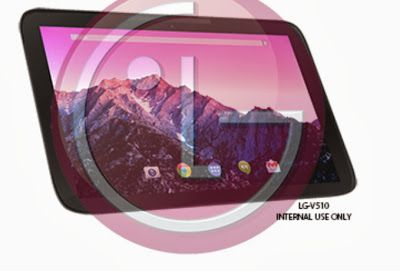 Will the Nexus 10 2013 now come by LG instead of ASUS? At the weekend two new mockups have appeared, which are intended to show the Nexus 10 2013 by LG