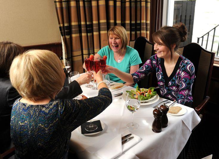 Dining in Channings #restaurant in #Edinburgh.