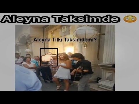 Aleyna Tilki - Taksimde Gesi Bağlarını Söylüyor   Geçmişe Gidiyoruz