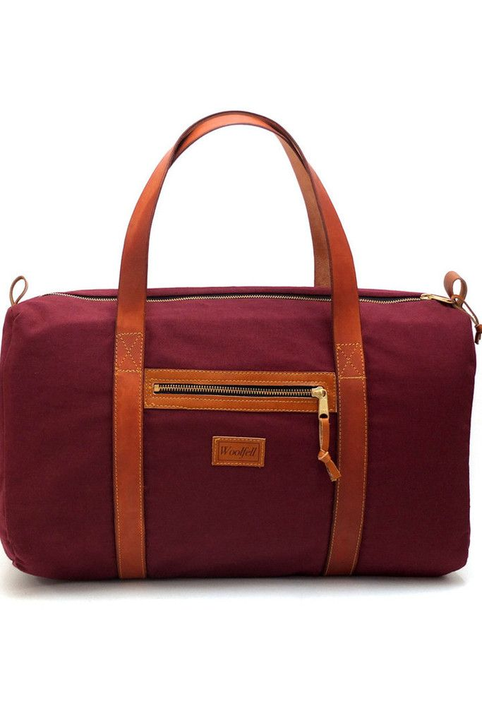 Woolfell Bags | Handbags | L'Eclaireur in Raspberry Pie – Handmade Montreal | Unique Products, Local Makers | EVERETT GRAY