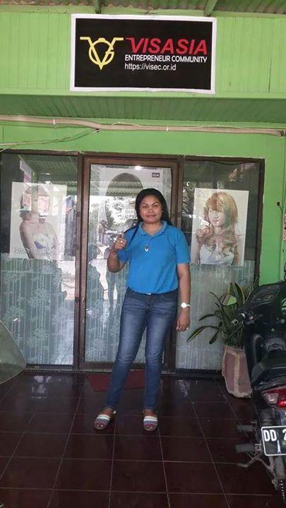 Salon Rani Jl. Landak Baru No. 29 A Makassar, Sul Sel Contact : 081241018285 ( Endang Nuralam )