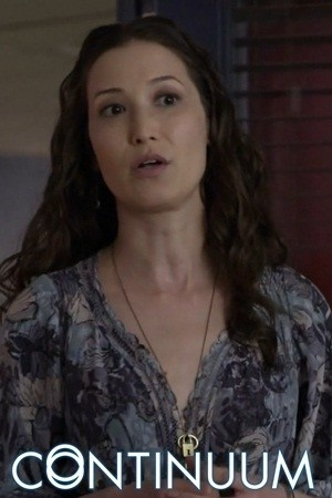 Continuum Characters, Betty Robertson
