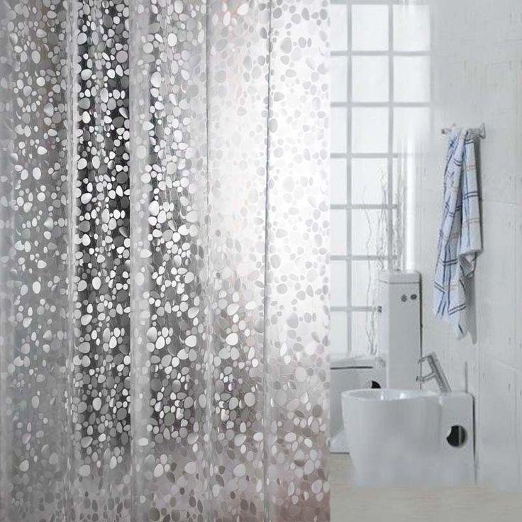 Les 25 meilleures id es de la cat gorie rideaux de douche modernes sur pinter - Rideau de douche arbre ...