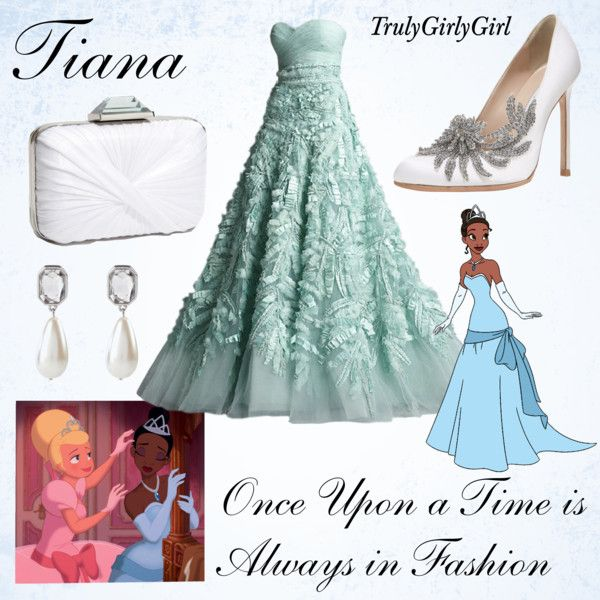 Disney Style: Tiana (3), created by trulygirlygirl on Polyvore