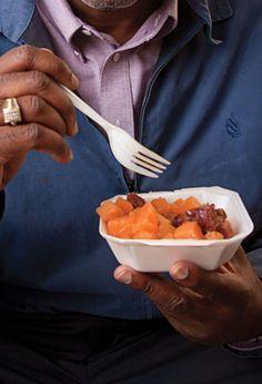 Stewed Rutabagas - Charleston Soul Food Recipes