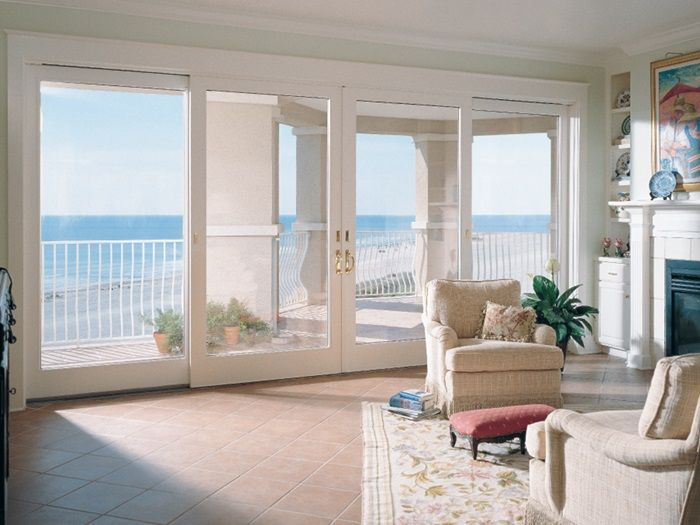 French patio doors sliding french doors renewal by for Andersen exterior french doors