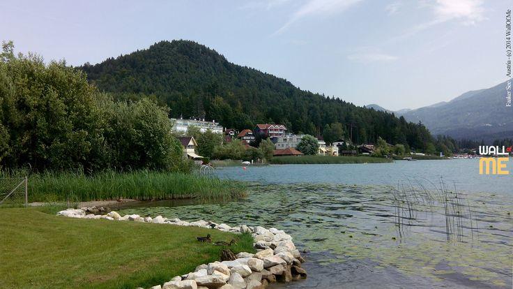 2014, week 35. Egg Am Faaker See - Austria. Picture taken: 2014, 07