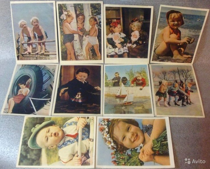 Продажа открыток в самаре