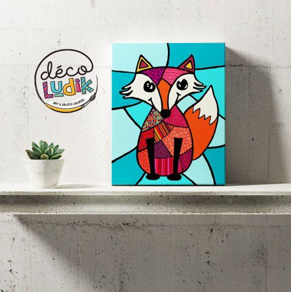 Les 25 Meilleures Id Es De La Cat Gorie Peinture Renard Sur Pinterest Aquarelle De Renard