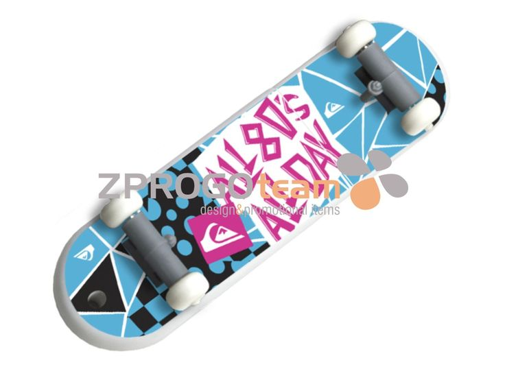 NOVINKA - NEW: Promotional USB flash drive in design skateboard. Very popular promotional gift for all skateboarders and sports shops.