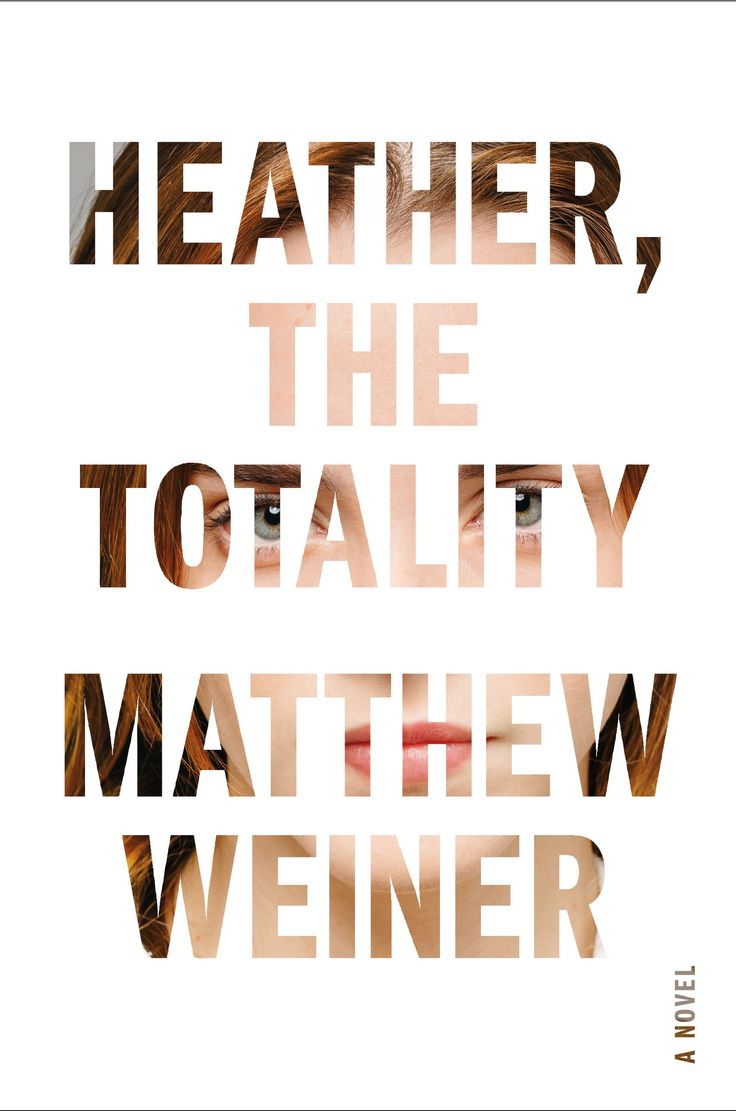 Heather, the Totality by Matthew Weiner, Out Nov. 7