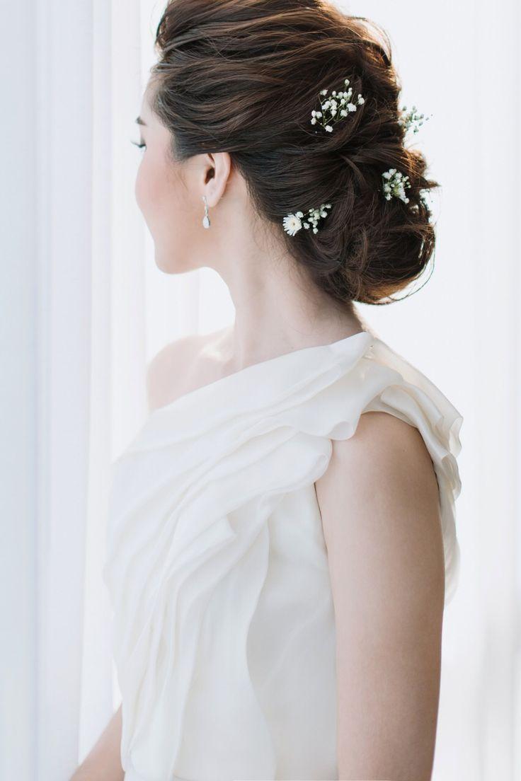 180 best Wedding hair thailand images on Pinterest | Wedding hair ...