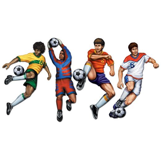Soccer Party Supplies - Sports Theme Party Supplies at Amols'