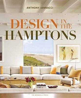 Design In The Hamptons Coffee Table Book