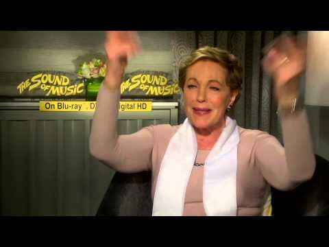Julie Andrews Interview: Lady Gaga's Oscars Tribute - YouTube