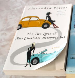The Two Lives of Miss Charlotte Merryweather by Alexandra Potter | Sweetly Petite
