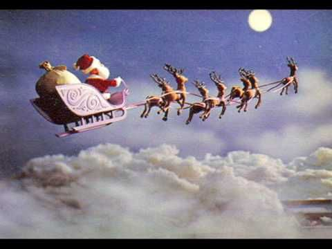 Twas The Night Before Christmas as told by Perry Como...use to teach cause and effect