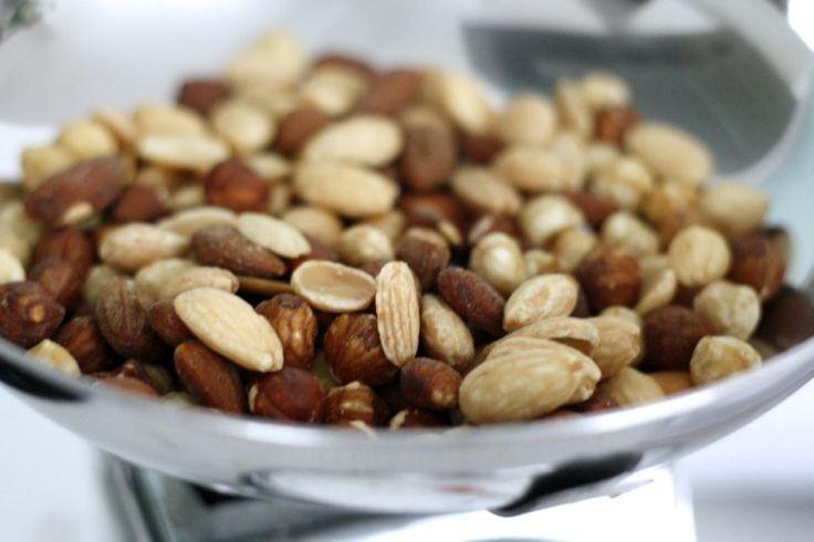 Healthy baking: Notenkoekjes
