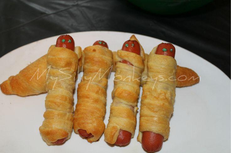 Zombie Mummy Dogs