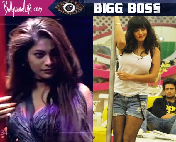 Lopamudra Raut's sizzling pole dance in BB 10 house