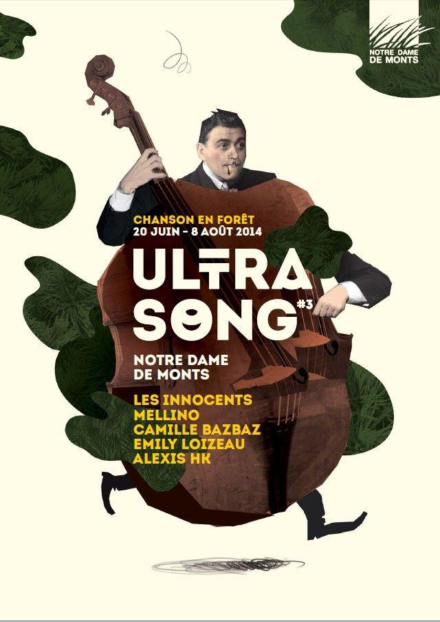 Festival UltraSong 2014, Notre-Dame de Monts (François Ripoche)