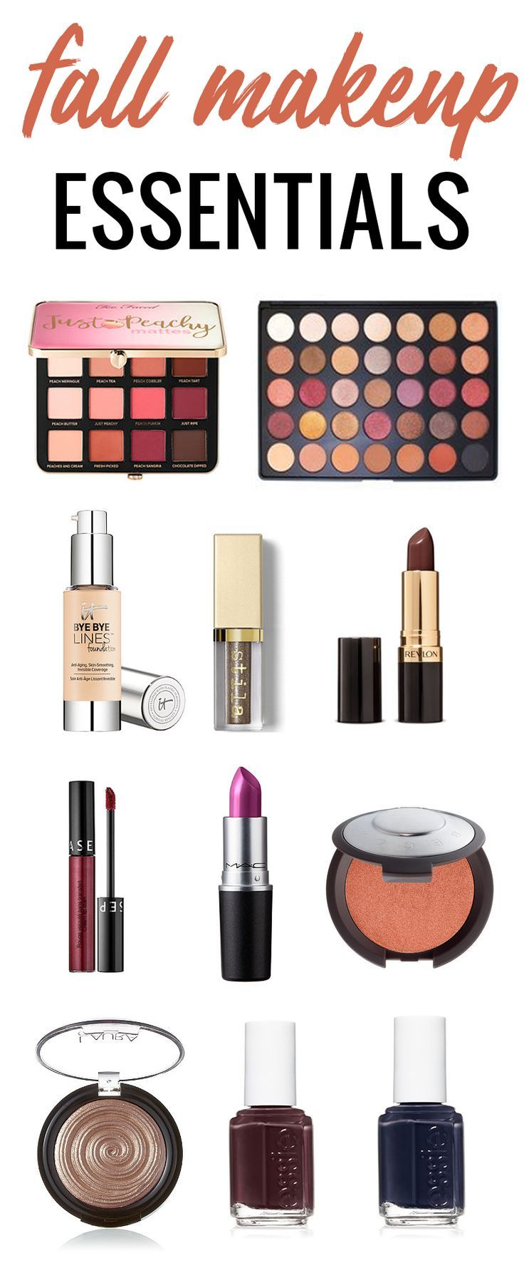 Makeup Essentials Must Haves From Makeup Artists Part 1: Best 25+ Fall Makeup Ideas On Pinterest