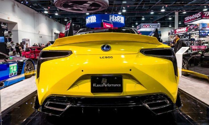 Wczoraj zakończyły się międzynarodowe targi tuningu. SEMA to święto fanów modyfikacji aut seryjnych, firm motoryzacyjnych i prywatnych kolekcjonerów. Światowa stolica hazardu ujrzała również stuningowanego Lexusa LC 500. http://exumag.com/sema-2016-i-pierwszy-tuning-lexusa-lc-500/