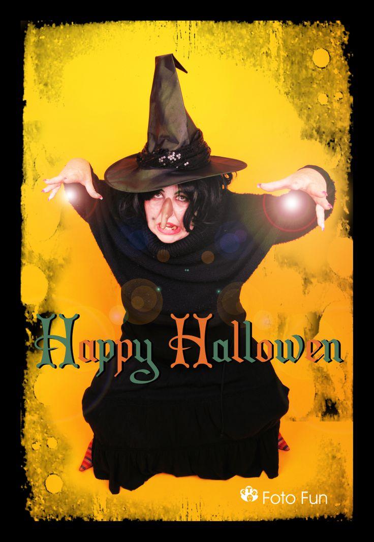 Halloween Witch (Snow White witch)