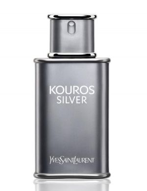 Kouros Silver- the latest addition to Yves Saint Laurent​'s Kouros perfume range specially for the #spring #summer season..fresher and cooler than the original.