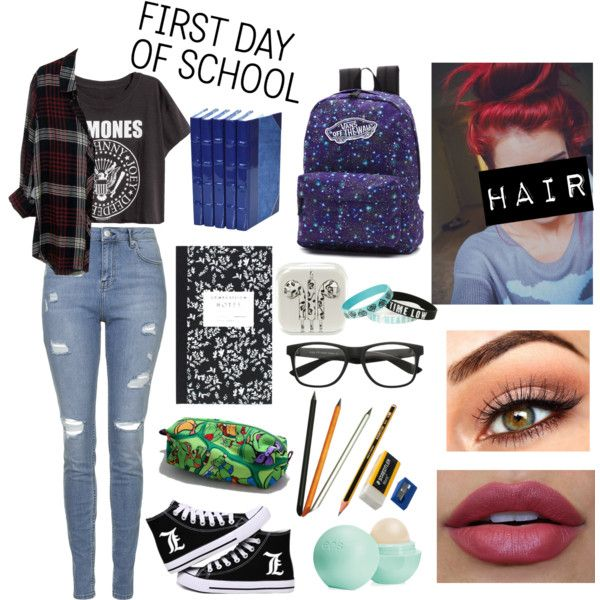 first day of school outfit for a freshman – Dresses