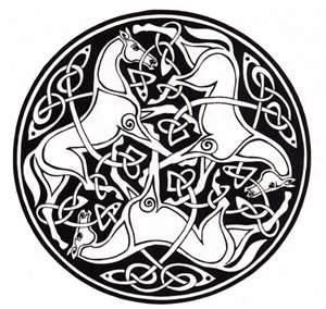 Tattoo Celtic Horse