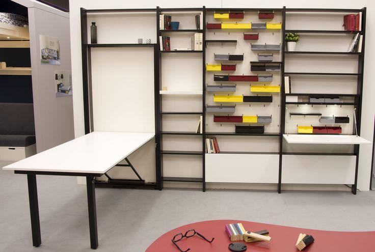 pingl par espace loggia sur id es rangement pinterest idee rangement rangement et id e. Black Bedroom Furniture Sets. Home Design Ideas