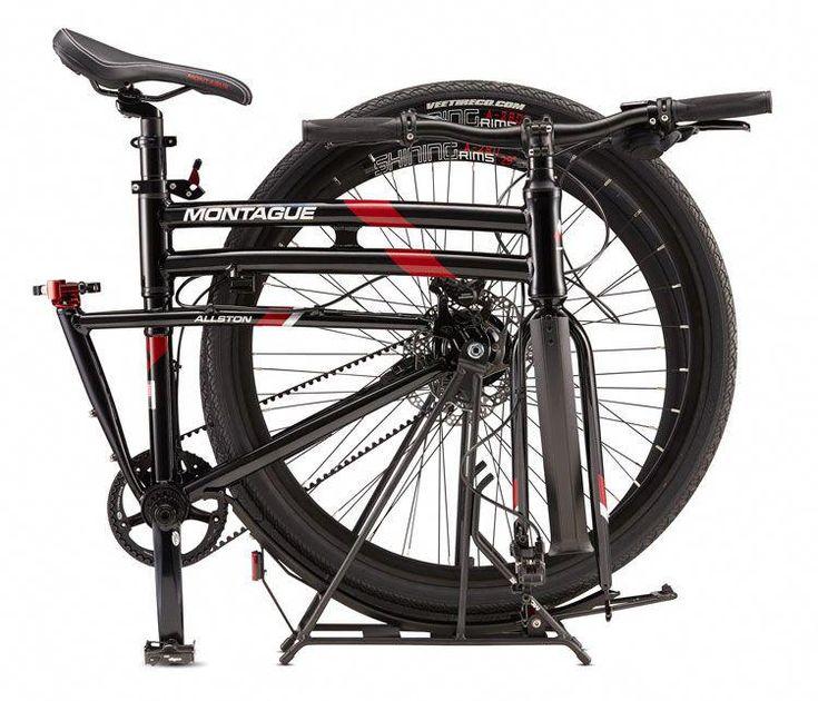 Montague Folding Bikes - Power In Motion | Calgary
