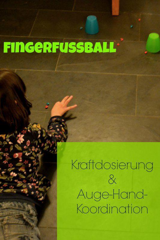 Aktivitäten - - Fingerfußball