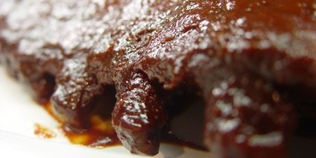 Chef Michael's Oven Slow Baked Ribs  (Bake at 400 for 15 minutes then at 300 for 2 Hrs)